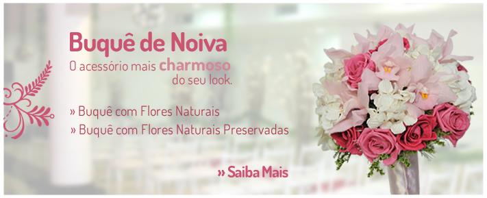 Buquê de Flores Naturais | Magali Flores
